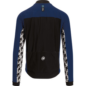 assos Mille GT Jacket Ultraz Winter Herre caleum blue